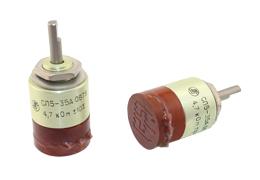 Переменные подстроечные резисторы СП5-35А